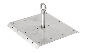 Surface Mount Anchors – Large Kliplock – LSMK-01