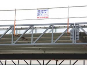 Perimeter Guard Rail