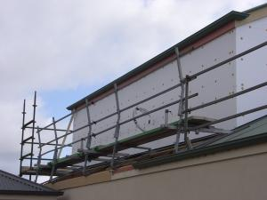 Roof Scaffold